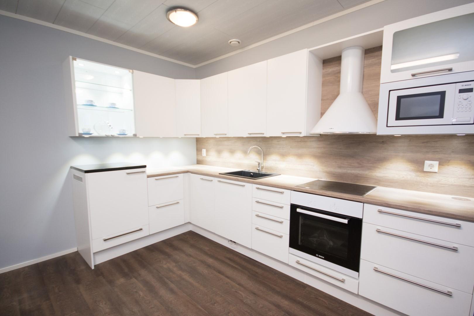 Keittiöremontti rovaniemi – Hiljainen pyykinpesukone